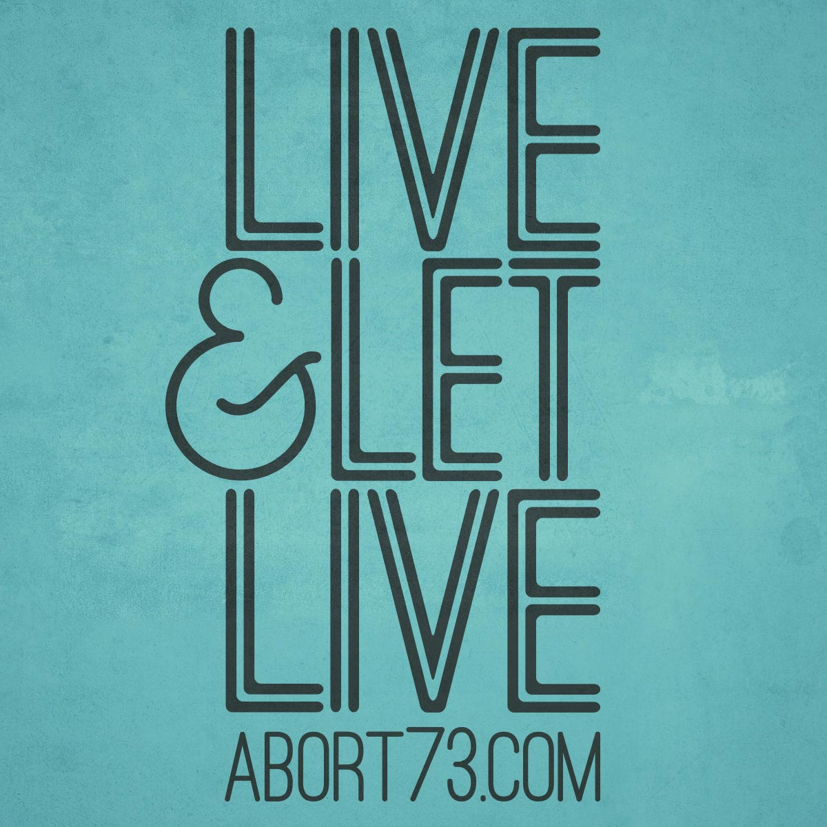 story on live and let live