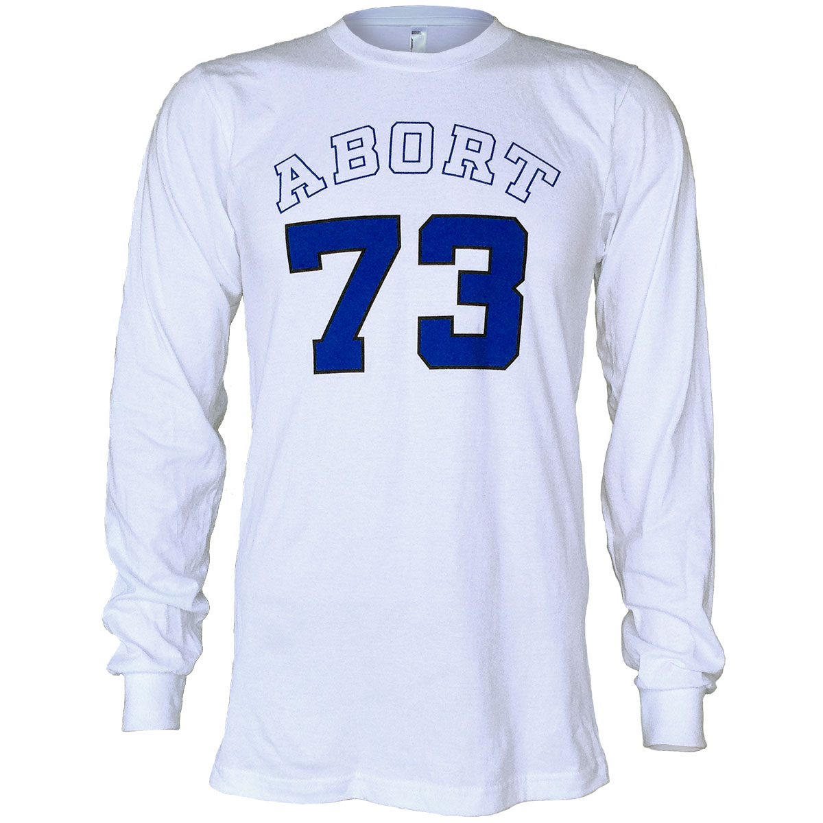 Abort73 (Blue Devils) (Abort73 Unisex Long Sleeve T-shirt)