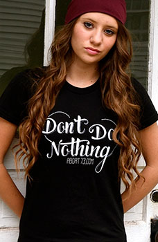 Don't Do Nothing