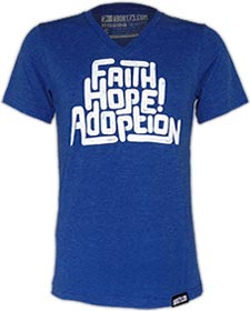 Faith, Hope, Adoption!