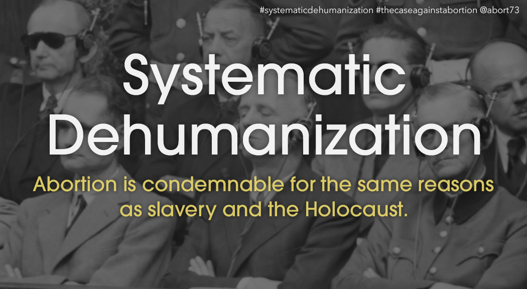 how were jews dehumanized in the holocaust