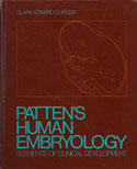 Patten's Human Embryology